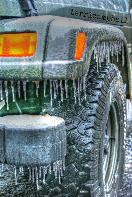 Ice Jeep
