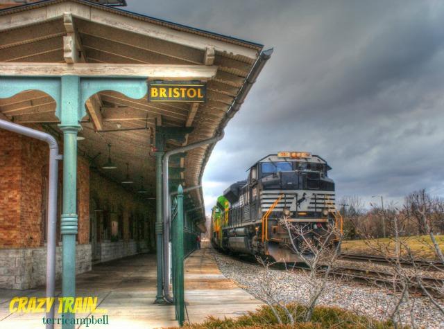 Bristol Train
