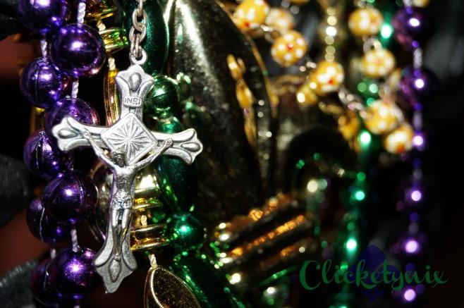 FAITH BEADS ROSARY LENT CATHOLIC